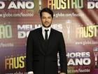 Marcelo Serrado pode interpretar maestro no cinema, diz jornal