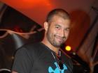 Gaetano Lops, ex de Elba Ramalho, aparece quase irreconhecível no Rio