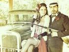 Ex-BBBs Laisa e Yuri viram mafiosos de brincadeirinha no dia da mentira