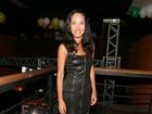 Maria Maya curte festa comandada por Pedro Neschling em Curitiba