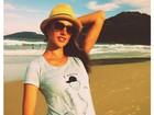 Alessandra Ambrósio anuncia no Twitter que está grávida de um menino