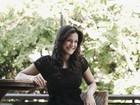 'Só luto de esmalte rosa', diz Kyra Gracie, lutadora de jiu-jítsu, a revista