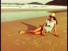 'É perfeito', diz Alessandra Ambrósio sobre ter um menino a site