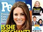 Kate Middleton e príncipe William estão pensando em filhos, diz revista
