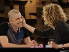 Gianecchini ganha carinho de Marília Gabriela em entrevista