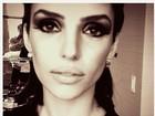 Fotógrafo posta foto de Carol Celico bem maquiada