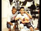 Neymar faz boa ação: 'São gestos simples que nos tornam grandes'