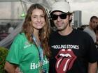 Bruno Mazzeo marca presença no segundo dia de Lollapalooza