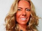 Adriane Galisteu ganha estátua em tamanho original