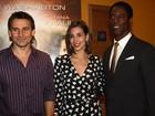 Murilo Rosa e Tania Khalill lançam filme em São Paulo