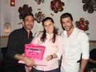 Marc Jacobs ganha bolo de aniversário em formato de bolsa