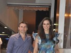 Fernanda Tavares sobre gravidez: 'Ainda estou me acostumando'
