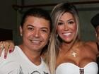 Fernanda Girão, desistente do 'BBB 12', vai a show de Preta Gil