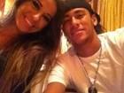 Ex-BBB Mayra Cardi tira foto com Neymar: 'Não sou tiete, sou amiga'