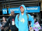 Polícia diz a site que Brown é 'vítima' em briga com affair de Rihanna