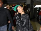 Rihanna e Chris Brown quase se esbarram em aeroporto na Austrlia