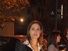 Sogra gente boa: Christiane Torloni prestigia estreia da nora no teatro