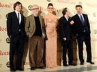 Penélope Cruz lança filme de Woody Allen em Roma, na Itália