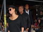 Beyoncé e Jay-Z tiram o domingo para ter momentos a dois