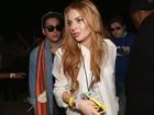 Lindsay Lohan foi um 'pesadelo' em gravação de 'Glee', diz site