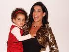 Scheila Carvalho diz que não faz novela por causa do marido