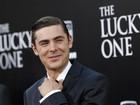 Engomadinho, Zac Efron lança filme nos Estados Unidos