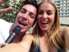 Angélica posta no Twitter foto com Di Ferrero em show