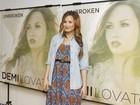 Demi Lovato diz que não está saindo com cantor do One Direction