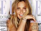 Bar Refaeli posa aparentemente nua para capa de revista espanhola
