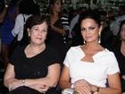 """'Vou comemorar meus 50 anos de forma íntima"""", diz Luiza Brunet"""