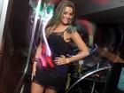 Monique curte boate no Rio em um 'vestidinho preto indefectível'