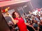 'O programa é para mulheres ricas, não farofeiras', diz Narcisa a jornal