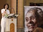 'Seis meses de muita saudade', diz viúva de Chico Anysio
