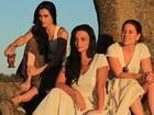 Suzana Pires posta foto com Cleo Pires em bastidores de filme