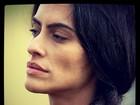 Cleo Pires publica fotos sem maquiagem durante filmagens