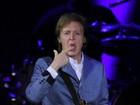 Paul McCartney faz show em Florianópolis