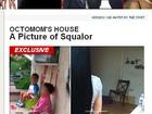 'Octomãe' é investigada por supostos maus tratos aos filhos, diz site
