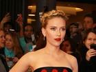 Scarlett Johansson estaria namorando um jornalista francês
