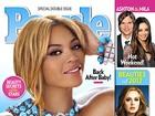 Beyoncé diz a revista que não quer que a filha 'foque na estética'