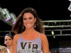 Laisa vai ser estrela de clipe de Latino: 'Fiquei muito feliz com o convite'