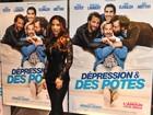 Gyselle Soares lança filme em Paris