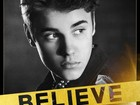 Justin Bieber divulga capa de seu novo CD
