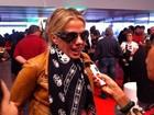 'Nunca tive intenção de magoá-la', afirma Galisteu sobre Ana Hickmann