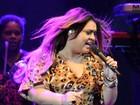 Dobradinha musical: Preta Gil e Frejat se apresentam no Rio