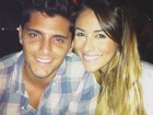 Bruno Gissoni assume namoro com modelo: 'Estamos no início'
