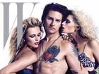 Prestes a completar 50 anos, Tom Cruise mostra barriga tanquinho