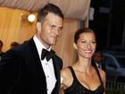 Gisele Bundchen dará à luz no final do mês, diz Tom Brady para rádio