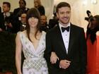 Justin Timberlake e Jessica Biel se casam em cerimônia íntima, diz jornal