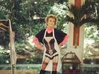 Usando avental divertido, Ana Maria Braga exibe corpão 'fake' na TV