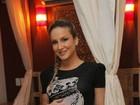 'Se vier menina vai ser o máximo', diz Claudia Leitte sobre segunda gravidez